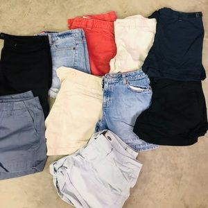 Ladies Size 8 Shorts Bundle!